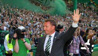 Brendan Rodgers inspired by Lisbon Lions as he looks to make his own history at Celtic