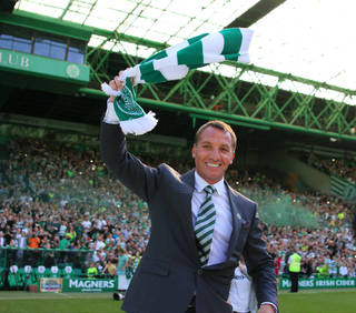 No Treble yell from us, insists Brendan Rodgers