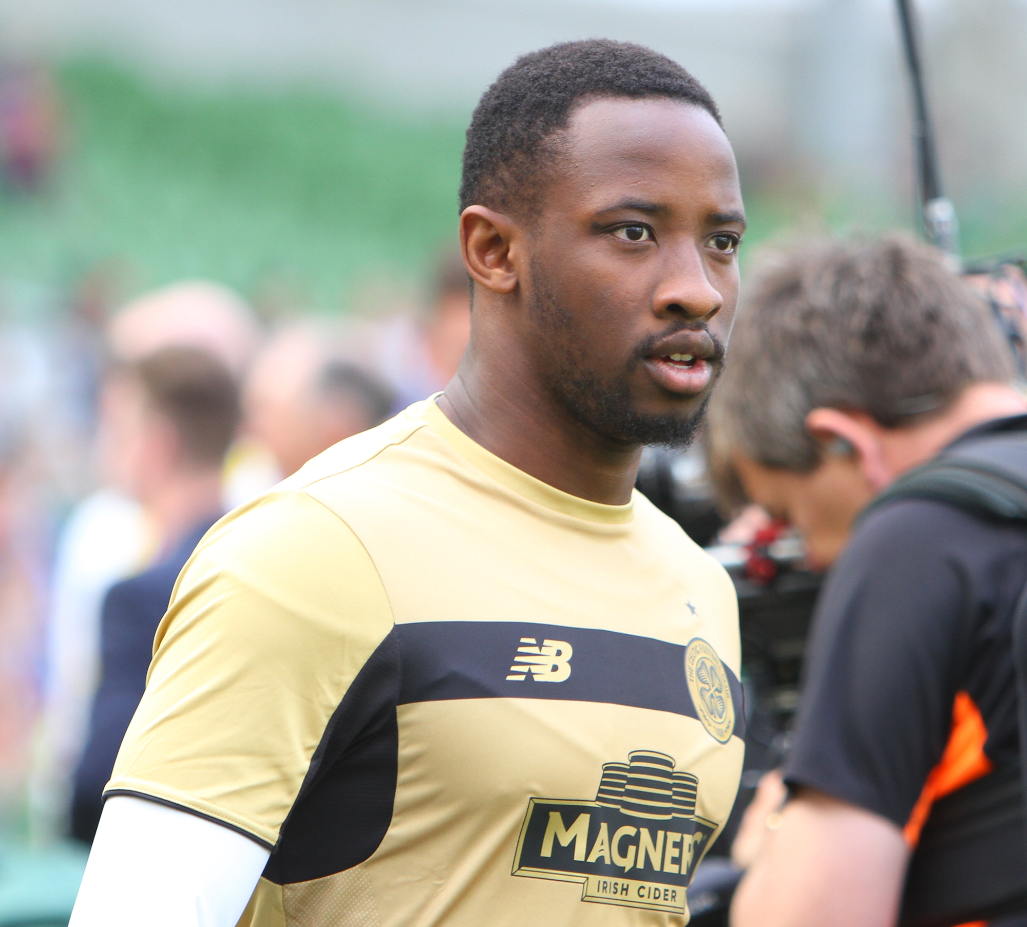 Borussia Dortmund player sends message to Celtic youngster Moussa