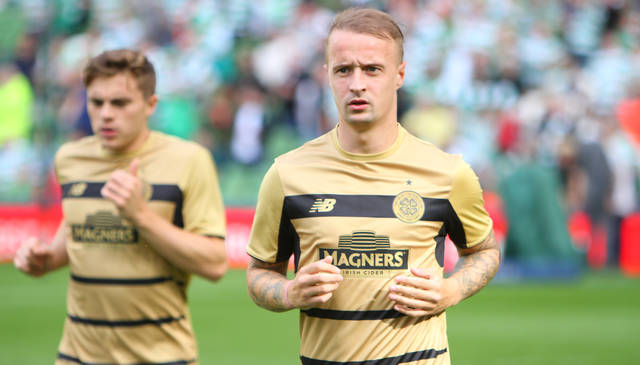 Leigh Griffiths and Scott Sinclair send messages on Twitter after Celtic win