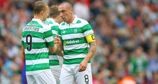 Scotland's loss continues to be Celtic's gain as Scott Brown shines against Dundee