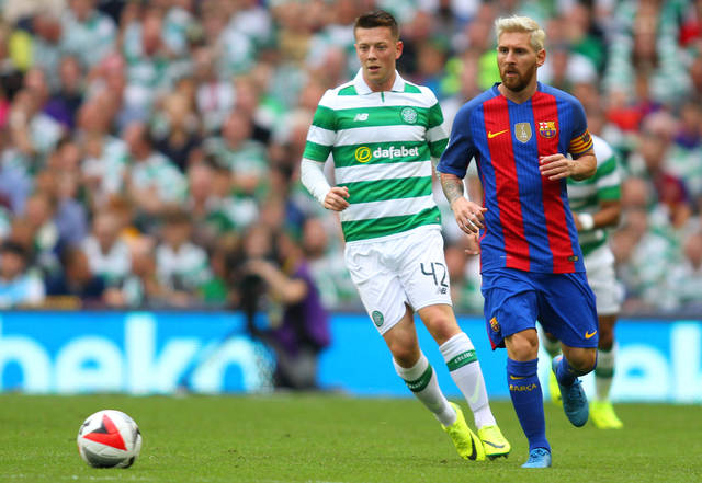 Callum McGregor backs Celtic to turn the tables on Borussia Monchengladbach
