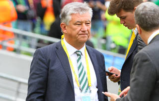 If Peter Lawwell is running Scottish football then Stewart Gilmour should be GLAD not sad, says Brendan Rodgers