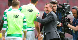 Rodgers delighted with improvement