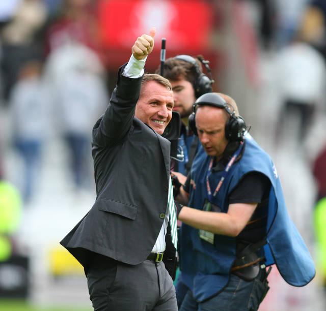Brendan Rodgers: Winter break will make Celtic stronger
