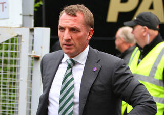 Rodgers: Focus on Dundee
