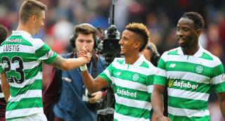 Scott Sinclair fires Celtic to O** F*** triumph at Ibrox