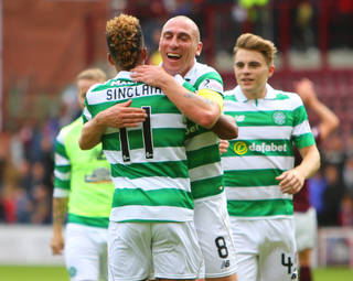 Celtic skipper Scott Brown urges SFA to enlist help of Brendan Rodgers to re-build Scottish football