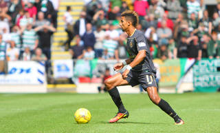 CELTIC RATINGS: Scott Sinclair top Bhoy against Albion Rovers