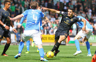Celtic midfielder Tom Rogic out for 'a few months'