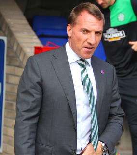 Brendan Rodgers says Celtic striker Moussa Dembele can be the new Didier Drogba after Manchester City heroics