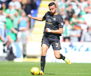 Celtic defender Eoghan O'Connell joins Walsall on loan
