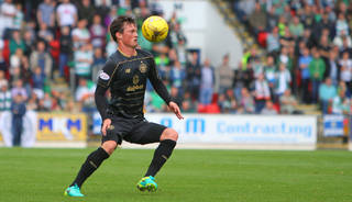 EXCLUSIVE: Liam Henderson determined to seize his chance to shine at Celtic