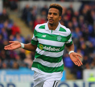 Celtic ace Scott Sinclair has no issues with relentless fixture list and is just glad to be back playing regular football again