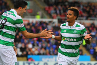 Celtic's Sinclair takes to social media over racist abuse