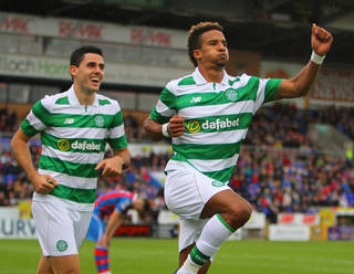 Scott Sinclair in confident Celtic claim