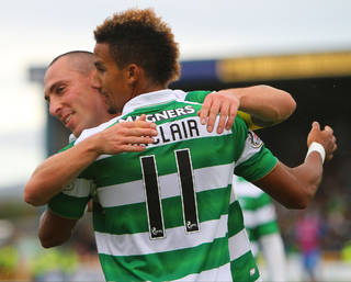 Scott Sinclair seals Celtic win over Rangers and 19-point lead at the top
