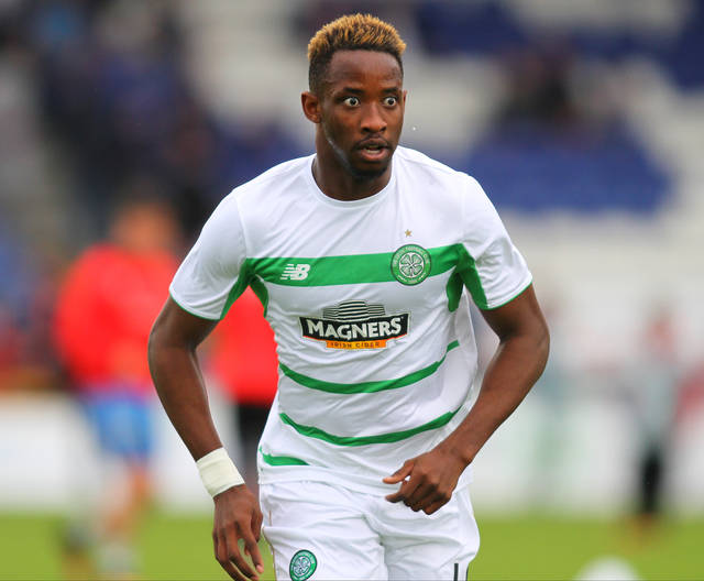 Bertie Auld urges Celtic not to sell prolific goalscorer Moussa Dembele