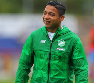 Championship duo eye Celtic full-back