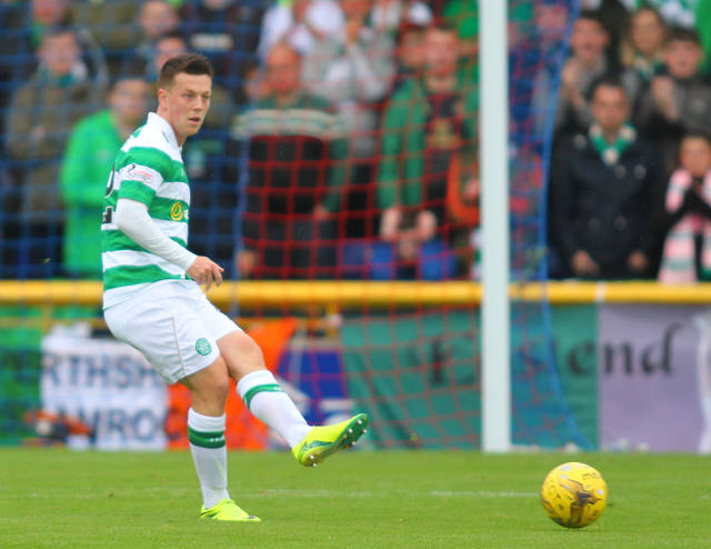 Yes, Luck Will Play Part Against Rangers, Celtic Star Admits