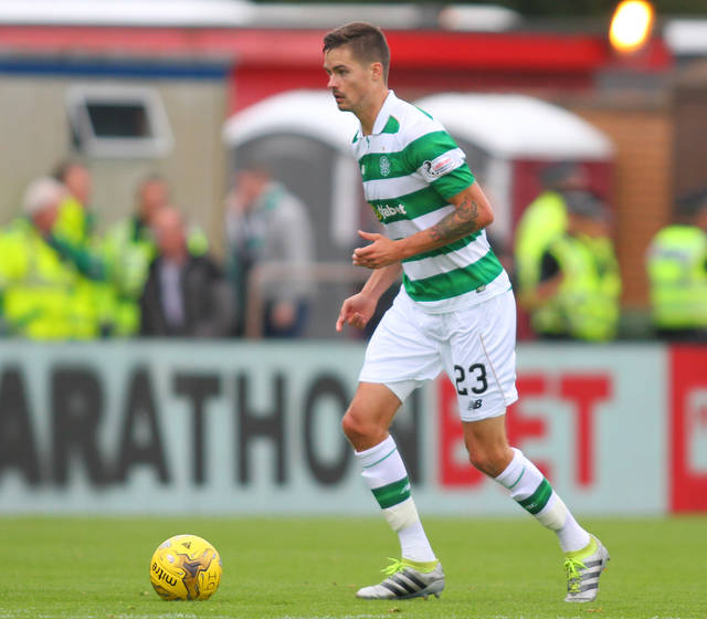 Celtic defender faces uncertainty over future: I'm in my last season but I want tostay