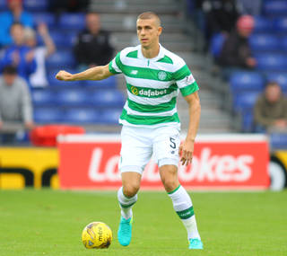 Celtic defender Jozo Simunovic being monitored by Premier League duo Crystal Palace and Newcastle