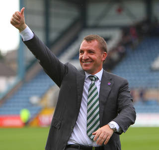 Brendan Rodgers: I am 'living the dream' as manager of Celtic and plan to stay as long as I possibly can