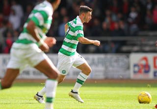 Celtic ace Patrick Roberts admits his future is up in the air but he's savouring his time in the Hoops