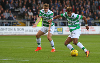 Sinclair the hero as Celtic see off Rangers