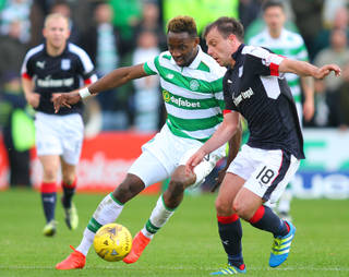 Real Madrid boss Zinedine Zidane says Celtic's Moussa Dembele shows 'the sign of a great player'