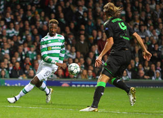 Manchester City transfer news: Pep Guardiola refuses to rule out stunning £30m move for Celtic striker Moussa Dembele
