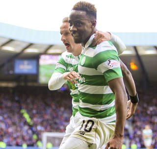 Managers discuss the possibility of £30m Celtic deal