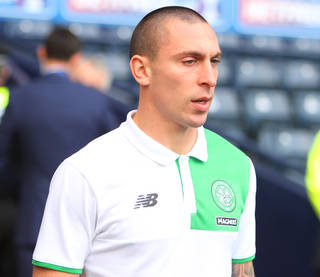 Celtic's Scott Brown calls for more young players to be given a chance in Scottish football