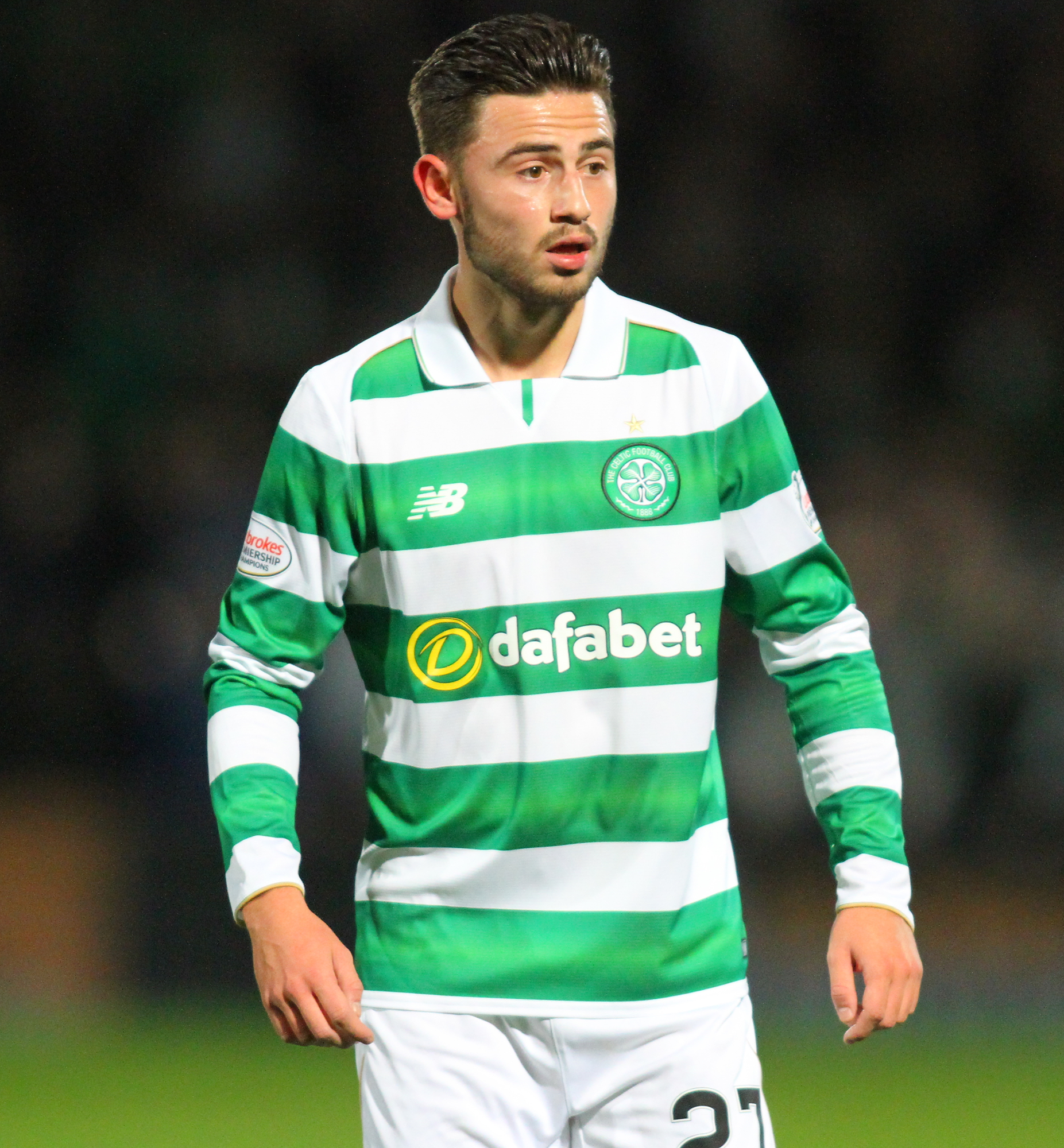 Paddy Roberts' Future - Celtic News Now