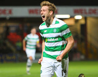 Tony Pulis: 'No approach for Celtic winger Stuart Armstrong'