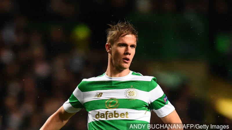 Rangers have surely helped Celtic man launch international career