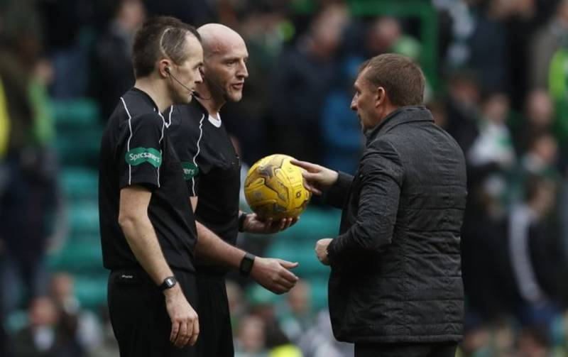 Celtic Diary Monday April 16: Your Referees Will Be Celtic Fans